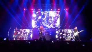 Megadeth live in Malaysia - Symphony of Destruction