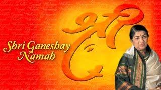 Shri Ganeshay Namah | Shri Ganesh | Lata Mangeshkar | Devotional