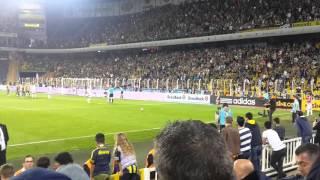 Robin Van Persie Frikik Fenerbahçe Mersin