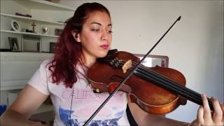 Moonlight- Ariana Grande (Viola Cover)