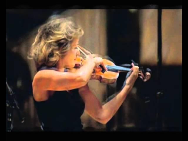 Krzysztof Penderecki, Metamorphosen: Allegro ma non troppo (ex). Anne-Sophie Mutter / LSO