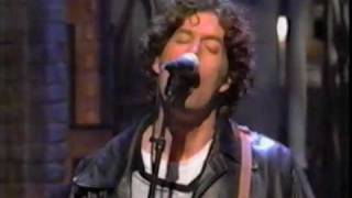 "Better Than Ezra Performs ""Good"" on Letterman"