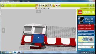 Yu Gi Oh GX Jaden Yuki Duel Disk (Season 4) Lego Life Size Project part 2