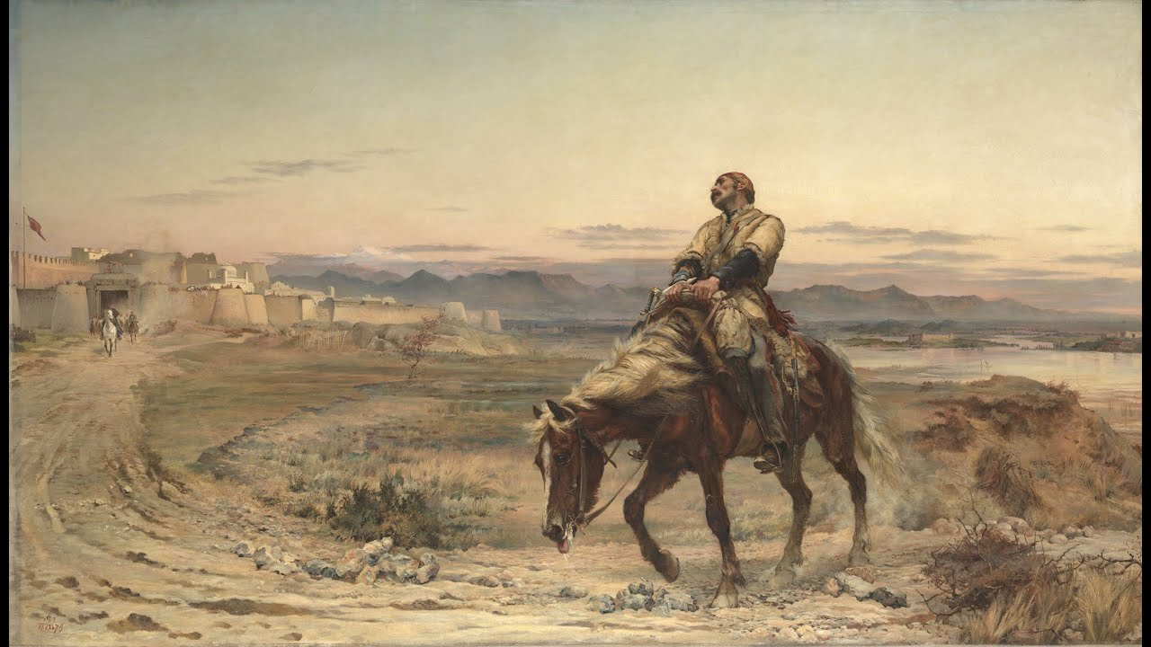 Afghanistan : The Great Game (Part I)