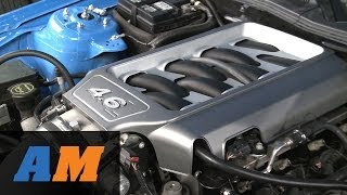 Mustang 4.6L Intake Plenum Cover (05-10 GT) Review