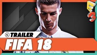 FIFA 18 - E3 2017 Gameplay Trailer | EA Play Press Conference