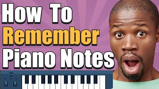 How To Cheat To Get Your Piano Keys Labeled For Free [Without Messing Your Piano]