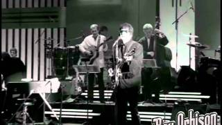 """Roy Orbison - """"Leah"""" from Black and White Night"""