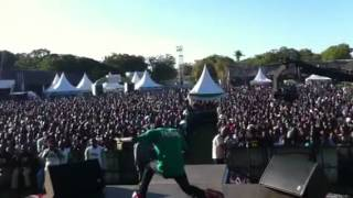 Eko Dydda - Psalm 23 [Live on Stage at Groove Celebration Concert in Mombasa - MwapiTV]