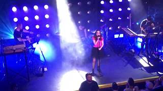 Chvrches - Clearest Blue - Chicago Metro 8/1/18