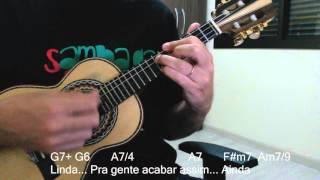 Cavaco - Já é (Jorge Aragão)