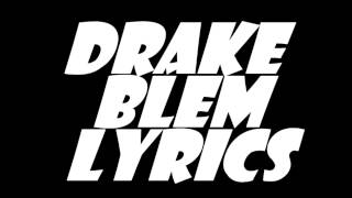 Drake Blem (Lyrics) Cover