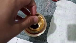 Abrindo uma lata de cerveja