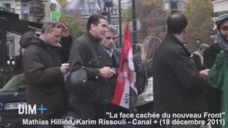 Marine le pen et le Front national (FN) soutiennent ledictateur Bachar el Assad