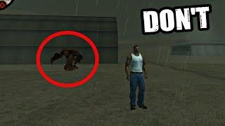 DON'T PLAY GTA SA ANDROID AT 3:00 AM!