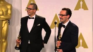 """""""The Phone Call"""" leva o prêmio de Melhor Curta-Metragem no Oscar® 2015"""