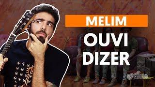 Videoaula OUVI DIZER (aula de violão simplificada)
