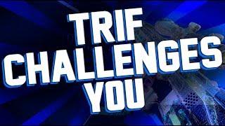 Trif Challenges You! (BO2) (Trickshot Challenge Spot)