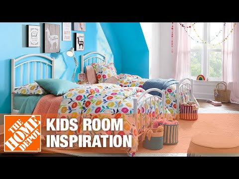 Gather inspiration to decorate your child's room.