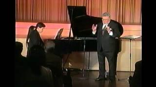 Jesus Quinones Ledesma sings Vengo a Decirte Adios   Composed by Irma Morillo   2004 Last Performing