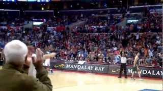 Blake Griffin Dunk Live Clippers Vs Bucks