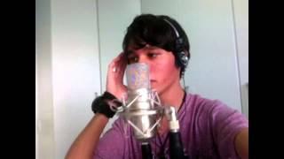 Jorge e Mateus - Calma (Rhuan Santos Acoustic Cover)(HD)