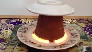 Testing the Free Energy Cornish Room Heater