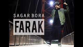 """FARAK"" by Divine || Sagar Bora (Choreography)"
