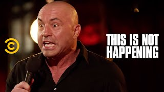 Joe Rogan - Hotel Fire - This Is Not Happening - Uncensored