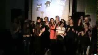 Idemo gore | FON Talent Show | FONDIP 2013