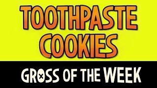 Skull Face Shows You How To Make TOOTHPASTE COOKIES 😷 MADBALLS Gross Jokes