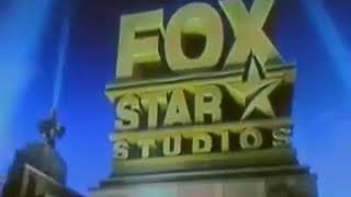 Fox Star Studios logo Reverse