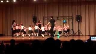 Circle dance/recital 2014