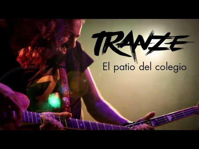 Video oficial de Tranze el patio del colegio