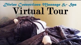 Divine Connections Massage & Spa Vitrual Tour
