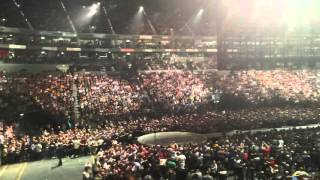 U2 en vivo en Colonia - Alemania