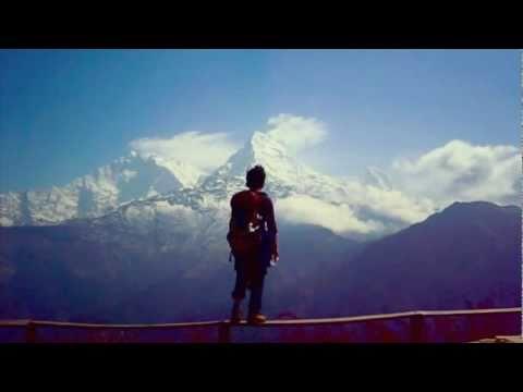ネパール人とか山とかポカラとか Into the Nepal
