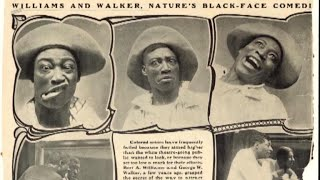 Margo Jefferson on the history of black performers wearing blackface