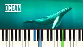 💎Alok - Ocean - Piano tutorial - MASTER TECLAS💎