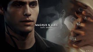Magnus & Alec | safe inside [+2x18]