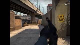 #USP-S Ace Overpass. Counter Strike: Global offensive