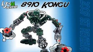 Eljay's Recap Review: 8910 Kongu width=