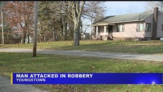 Youngstown police investigating home invasion, man beaten