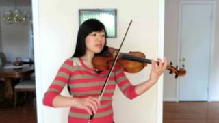 Shut Up And Dance by WALK THE MOON - Violin Cover