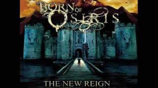 Born Of Osiris - Abstract Art 8-Bit