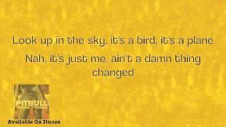 Timber - Pitbull Ft. Ke$ha Lyrics