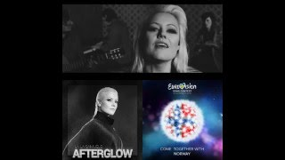 Laila Samuels - Afterglow (Acustic Version) Eurovision Norway 2016