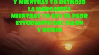 Deshojo Una Margarita   Rene Y Reni Letras MC positivo