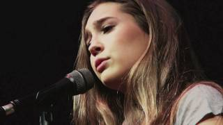 "KT Tunstall  ""Suddenly I See""  Performed by Sophie Fawcett Peters"