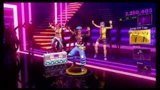 Macarena (Bayside Boys Mix) (Dance Central 3 - Hard 100% *5 Gold Stars)